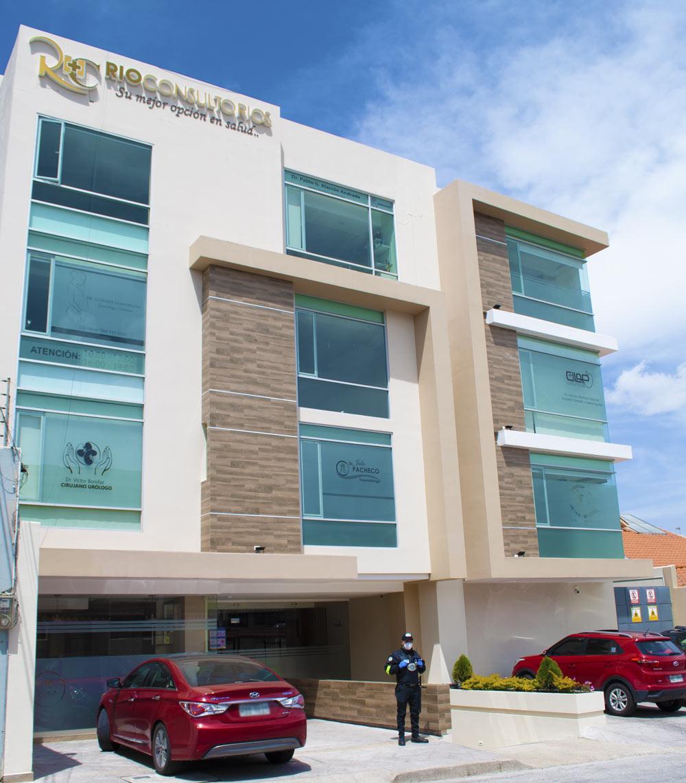 consulta externa riobamba riohospital