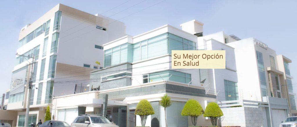 hospital en riobamba