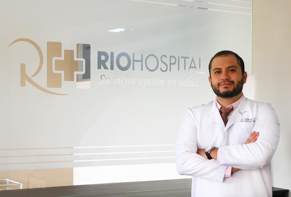 dr bravo riohospital vascular cirujano