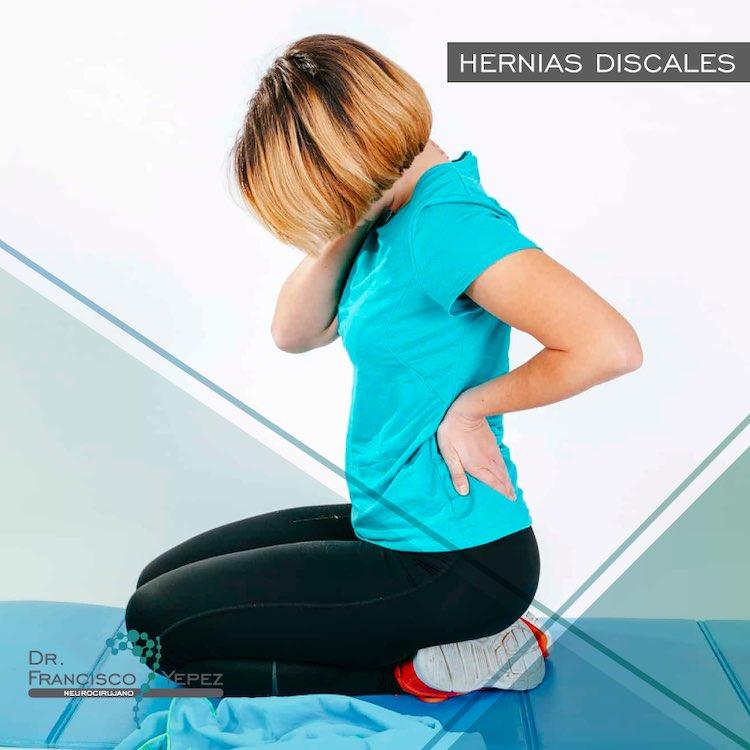 hernia discal riobamba