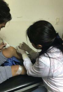 dra caiza reumatologo en riobamba