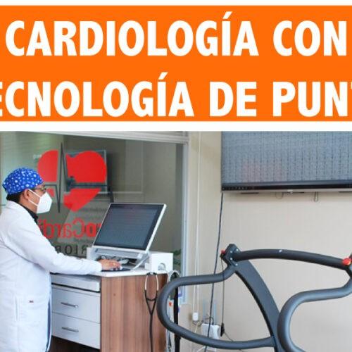 Cardiología Riobamba   Tecnología de Punta   Prueba de Esfuerzo